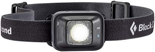 Black Diamond Iota Rechargeable Headlamp Salt Water / Dimmbare Stirnlampe ideal zum Joggen, Fahrradfahren und Wandern / Wiederaufladbar per USB, max. 150 Lumen