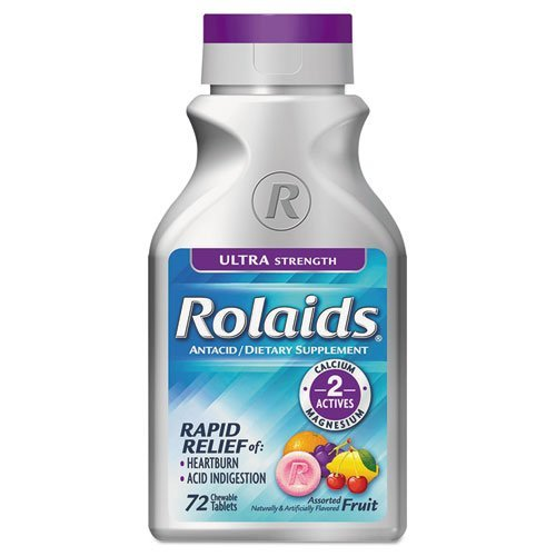 ultra-strength-tablets-f-heartburn-fruit-flavored-72-bottle-total-5-bottles-by-rolaids