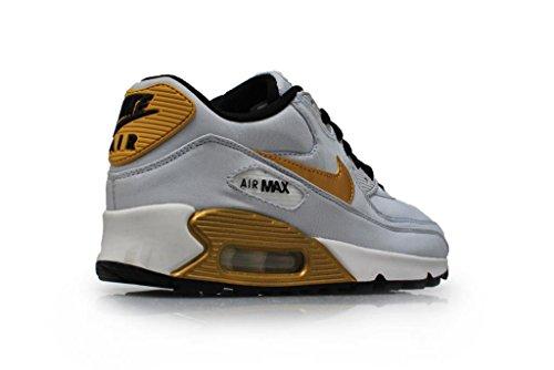 Nike, Sneaker Uomo Color: Pure Platinum Metallic Gold Black Varie Taglie Pure Platinum Metallic Gold Black 001