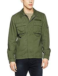 Jack & Jones Men's Jorpaint Field Jacket