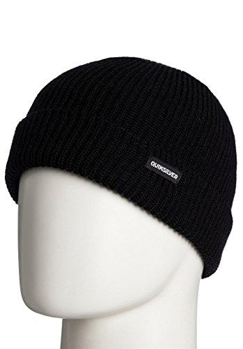 QUIKSILVER Herren Mütze Bento X6, Black, One Size