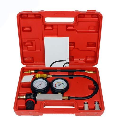 0-100PSI Doble Gasolina Gas Motor Cilindro Compresor