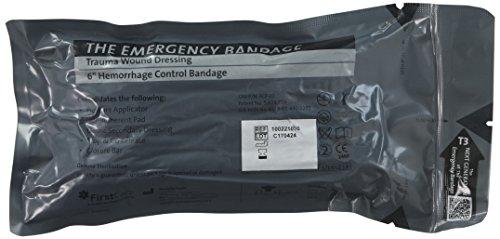 Wirtschaft Pack - 15,2 cm Military israelischen Bandage, VERSAND AUS Israel (Packung mit 5)