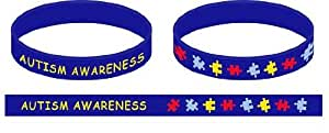 Autism Awareness Wristband (Youths)
