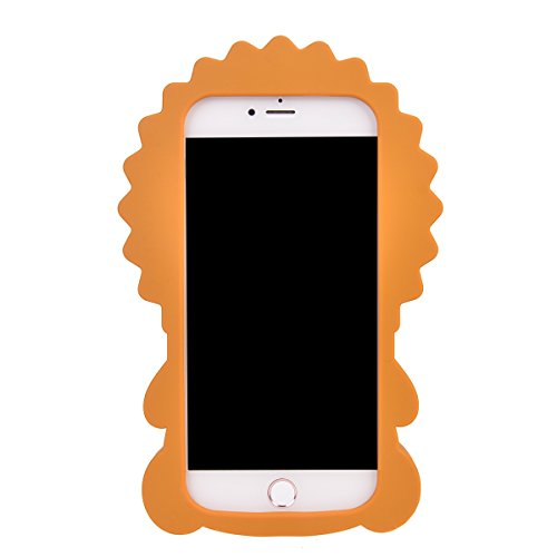 iPhone 7 Plus (5.5 inches) Hülle,COOLKE 3D Fashion Klassische Karikatur weiche Silikon Shell Schutzhülle Hülle case cover für Apple iPhone 7 Plus (5.5 inches) - 018 007