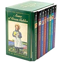 """[The Complete """"Anne of Green Gables""""] (By: L. M. Montgomery) [published: October, 1998]"""