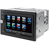 Blaupunkt Santa Cruz 370 - Doppel-DIN CD/MP3-Autoradio mit Touchscreen / Bluetooth / USB / SD / iPod