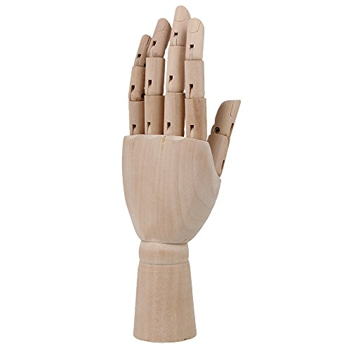 bqlzr-wooden-left-hand-body-artist-model-jointed-articulated-flexible-fingers-wood-sculpture-mannequ