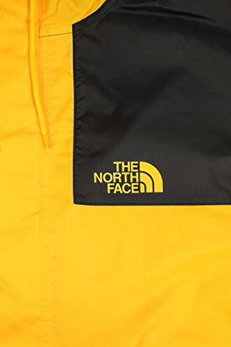 The North Face Herren 1985 Mountain Jacket Seasonal Celebration Jacke Yellow/Black