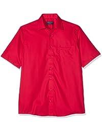 CASAMODA Herren Comfort Fit Businesshemd 8070,