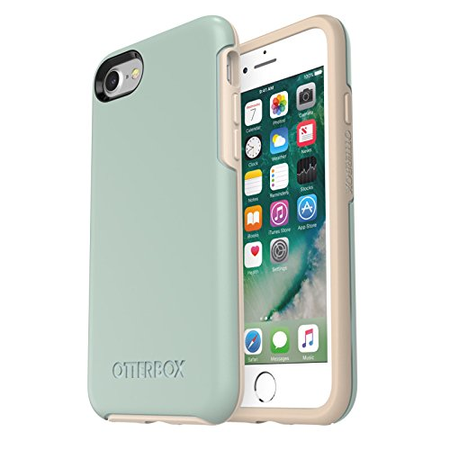 quality design 54189 569a0 Otterbox Symmetry - Funda protección para iPhone 7/8 Muted Waters (verde  agua) - Ltd Ed.