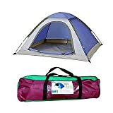 Picnic hiking camping portable dome tent for 4 person waterproof with bag