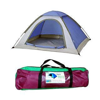 Picnic hiking camping portable dome tent for 4 person waterproof...
