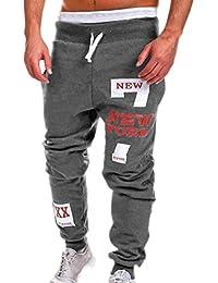 Pantaloni Sportivi da Uomo   feiXIANG ® Pantaloni della Tuta Pantaloni  Elastici Sports Pants Sweatpants Pantaloni… 1c510e8b530e