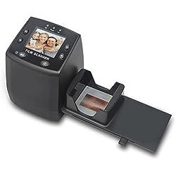 DIGITNOW! Scanner de Diapositives et Négatifs 35 mm,Convertisseur de Film à Images Numériques 5MP/10MP JPEG avec 2,4'' Écran - Pas d'ordinateur Requis