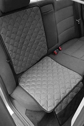 EJP-Bag Gesteppte Kindersitzunterlage, Schonauflage für die Autositze, Schutzhülle für Ihren Autositz Passend für E-Klasse W212