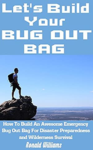 Let's Build Your Bug Out Bag: How To Build An Awesome Emergency Bug Out Bag For Disaster Preparedness and Wilderness