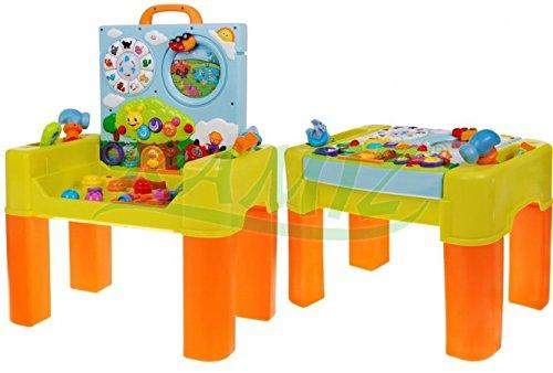 tavolo da gioco con 928 officina - learning tavolo divertimento - gioco e apprendimento Tavolo - Tavolo di attivit? - Destrezza giocattolo