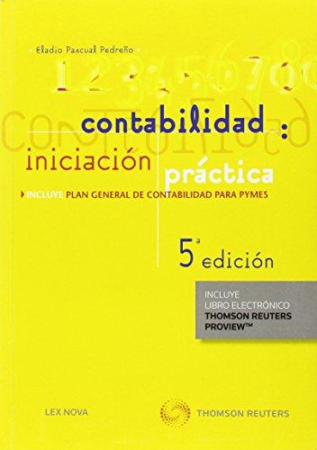Contabilidad. Iniciación Práctica - 5ª Edición (+ Proview) (Monografía)