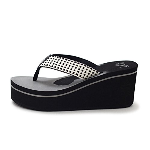 HC Sandals, Infradito donna Black