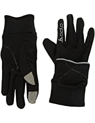 Odlo Intensity Cover Paire de gants Noir noir X-Small