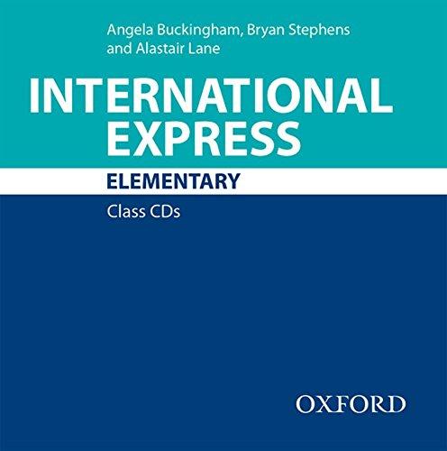International Express Elementary. Class CD (3rd Edition) (International Express Third Edition)