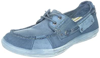 Bunker Lace up SAIL-CTUI-12, Chaussures basses homme - Bleu-TR-SW441, 42 EU