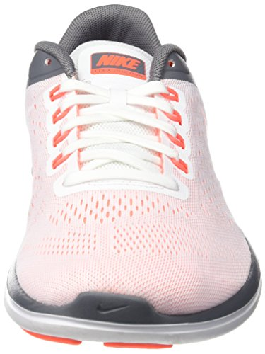 Nike Ladies 830751-101 Trail Runnins Sneakers Bianco