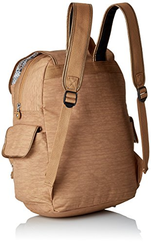 Kipling - CITY PACK L - Grand sac à dos - Dazz Tobacco C - (Marron) Dazz Tobacco C