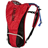 CamelBak 1121301900 - Mochila de hidratación, 2 l, color verde (Racing Red/Black)