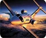 ID1738New Cessna Citation 4Mauspad Maus Pad Matte Mousepad Mauspad