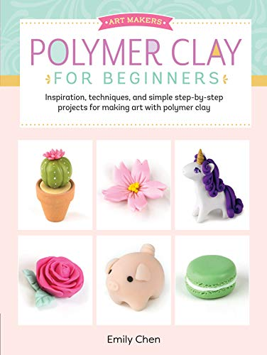 Art Makers: Polymer Clay for Beginners: Inspiration
