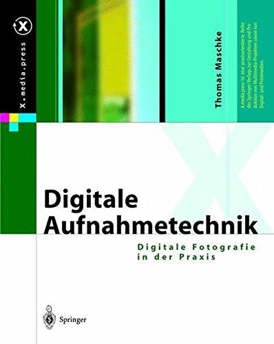 Digitale Aufnahmetechnik (X.media.press) Kamera-management-software