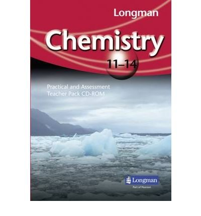 [( Longman Chemistry 11-14: Practical and Assessment Teacher Pack CD-ROM )] [by: Iain Brand] [Dec-2009]