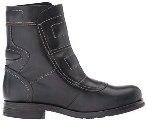 FLY London Damen Seli700fly Combat Boots Schwarz
