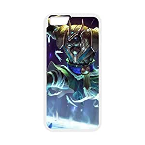 iPhone 6 Plus 5.5 Inch Cell Phone Case White League of Legends Nasus 0 AF4145522