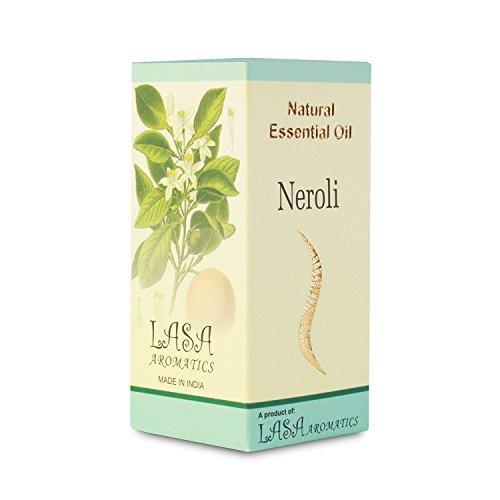 Huiles Essentielles De Néroli Lasa Aromatiques 100% Pures Et Naturelles - 10 ml