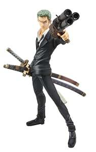 One Piece - P.O.P. - Strong Edition Statue / Figur: Lorenor Zorro Version 2