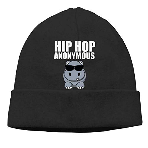 Hey Dad You're Awesome Warm Stretchy Solid Daily Skull Cap Knit Wool Beanie Hat Outdoor Winter Fashion Warm Beanie Hat