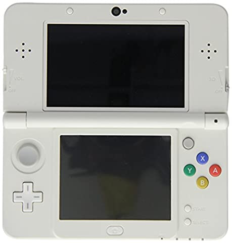 Console Nintendo New 3DS Blanche [ VERSION PAL ]