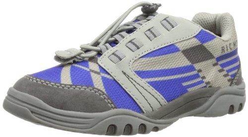 Richter Kinderschuhe Sprint 6524-321-6901 Jungen Outdoor-Fitnessschuhe, Blau (cobalt/steel/rock 6901), EU 35 Blau (cobalt/steel/rock 6901)