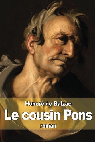Le cousin Pons par Honoré de Balzac