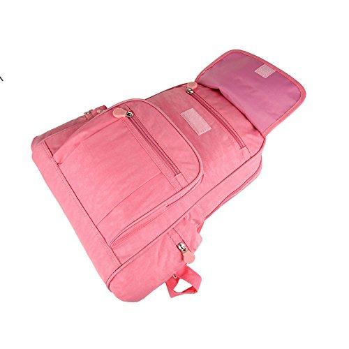 OBC Only-Beautiful-Couture Sac à dos loisir - Koral 26x30x14 cm, 26x30x14 cm (LxHxP) Koral 26x30x14 cm