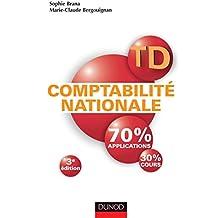 TD - Comptabilité nationale - 3e édition