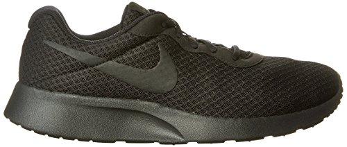 Nike Herren Tanjun Gymnastikschuhe Schwarz (Black/black/anthracite)