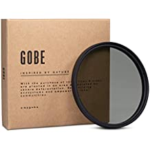 "Gobe - Filtro polarizador CPL 40.5mm Vidrio ""Japan Optics"", con  Recubrimiento múltiple 38f846d677"