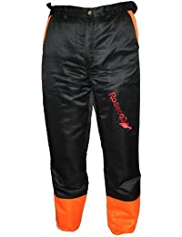"Chainsaw Protection Safety Trousers Type A, Size M Medium 33"" - 35"" Waist"