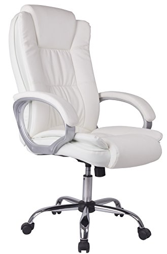 Venta Stock Confort 2 - Sillón de Oficina elevable y reclinable, Piel...