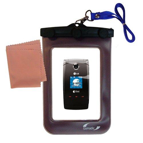 Die Abwaschbare Wasserdichte Schutztasche für die LG Wave AX380