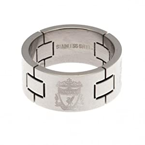 Liverpool F.C. Link Ring Medium Official Merchandise by Liverpool